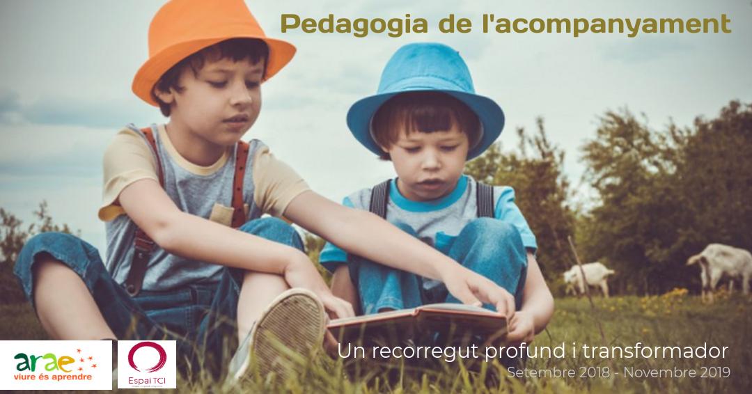 pedagogia de l'acompanyament